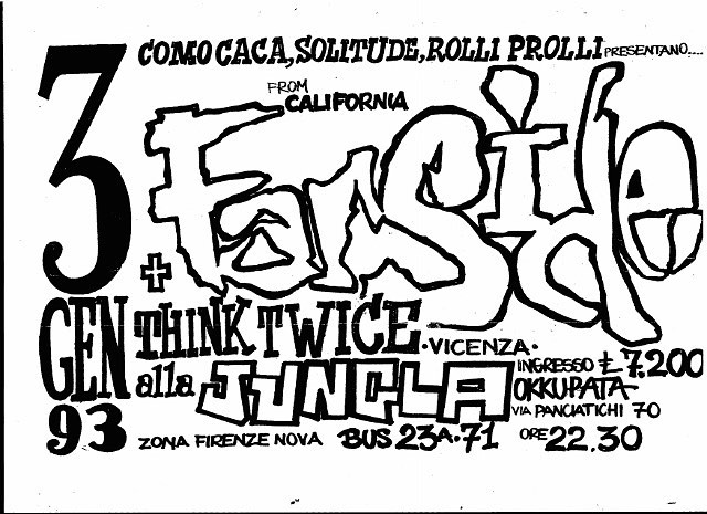 Farside-Think Twice-Jungla