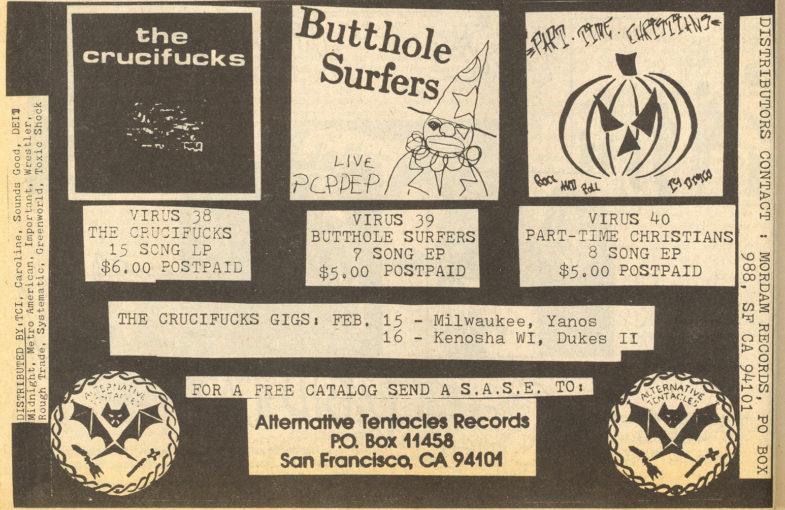Alternative Tentacles Records