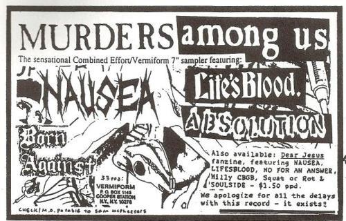 Murder's Among Us