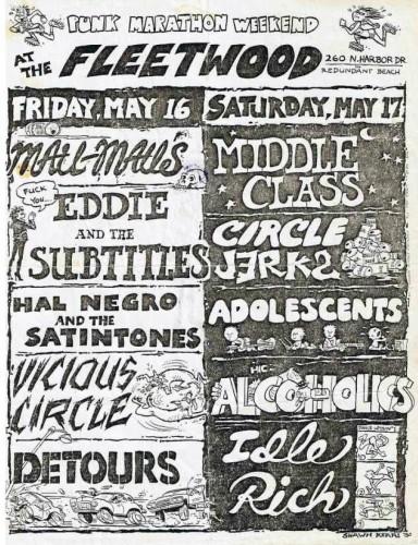 Fleetwood May 1980