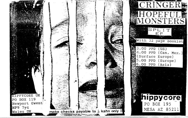Cringer/Hopeful Monsters Split