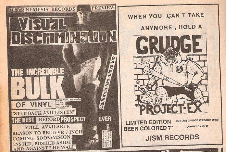 Nemesis/Jism Records