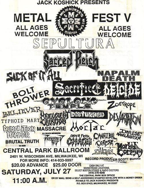 Metal Fest V